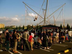 千葉県印西市のBIG HOP(2008年11月)