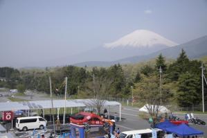 富士スピードウェイ アメフェス2010(2010年5月)